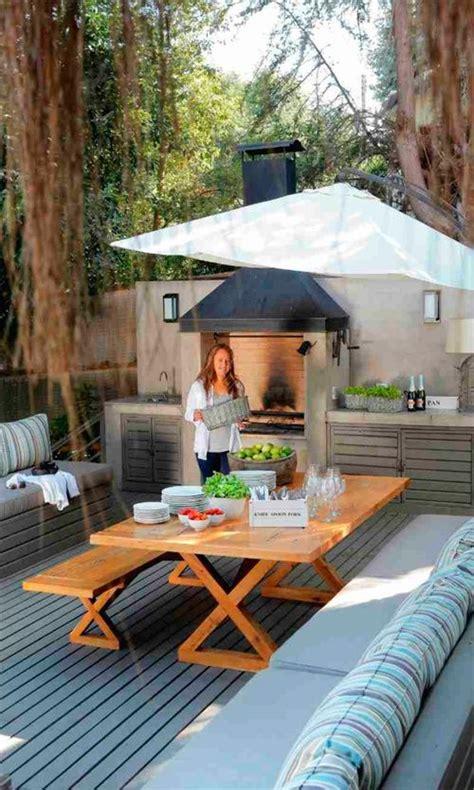 patios con barbacoa terraza con barbacoa 1 barbacoas paelleros pinterest