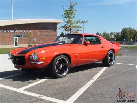 1970 camaro ss 454 1970 rs ss big block 454