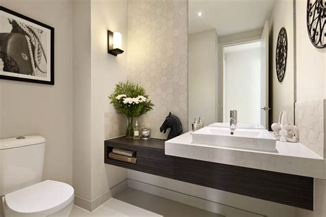 modern grey bathroom decorating ideas room decorating small powder room designs decorating the powder room of