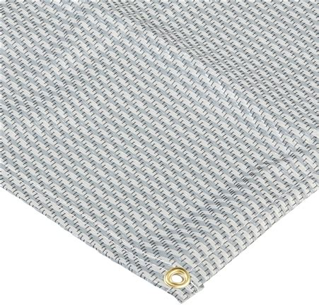 carefree of colorado dura mat carefree 182071 dura mat rv patio mat gray 20 x 8