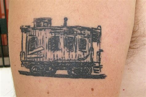 rr tattoo railroad tattoos part 2