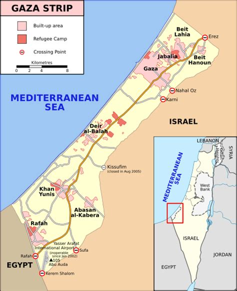 middle east map gaza hamas a militant organization in the middle east