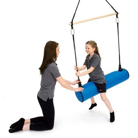 bolster swing advantage line 2 in 1 bolster swing trapeze bar