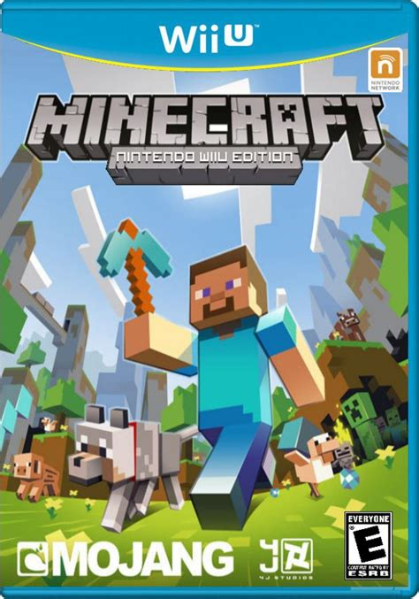Whats The Wii Forward Or How Susi Learned To Gaming by Minecraft Wii U Edition Minecraft Nintendo Wii U Edition