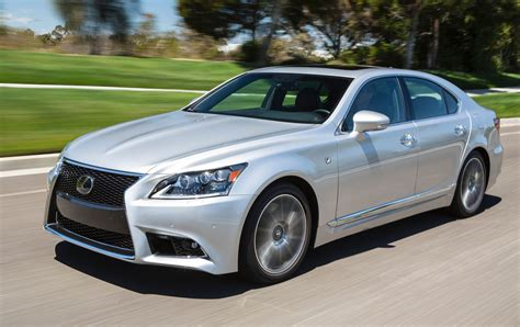 lexus ls 2016 2016 lexus ls gets minor updates ahead of new model s arrival