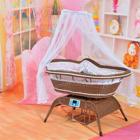 swing baby bed automatic swing baby bed from longjiang town shunde