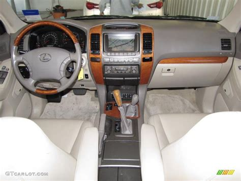 ivory interior 2007 lexus gx 470 photo 39589353