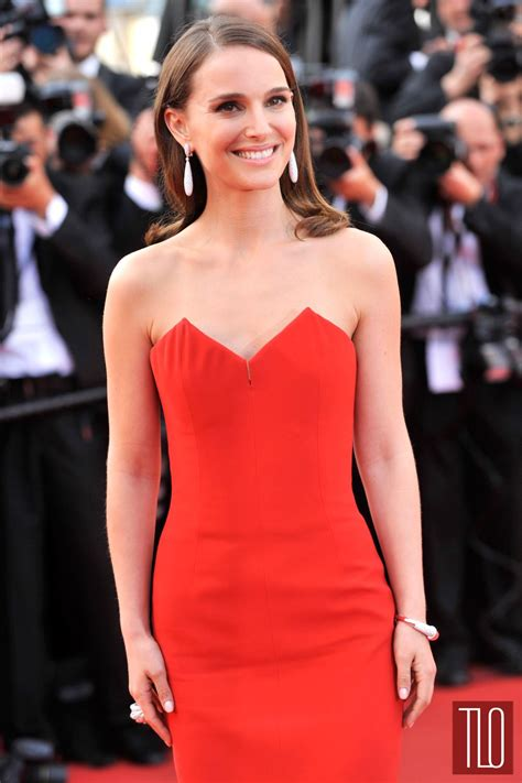 Natalie Portman Is Fashionable by Cannes 2015 Natalie Portman In Christian Couture