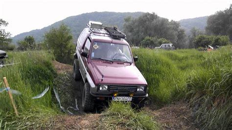 daihatsu feroza offroad offroad tv daihatsu feroza saigon 2011 youtube