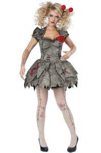 Plus Size Halloween Costume Ideas Voodoo Dolly Costume Purecostumes Com