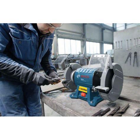 bosch bench grinder bosch gbg 8 professional double wheeled bench grinder