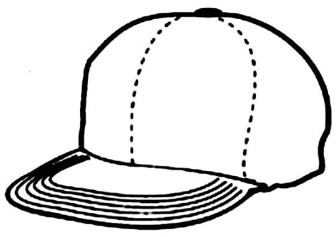 bucket hat coloring page fisherman hat clipart 13 bucket hat coloring page