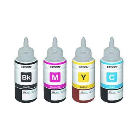 Tinta Epson Per Botol Jual Epson 6641 6644 Set Tinta Botol Harga