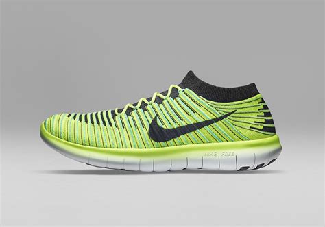 nike free fly knit nike free technology evolves with the free motion rn