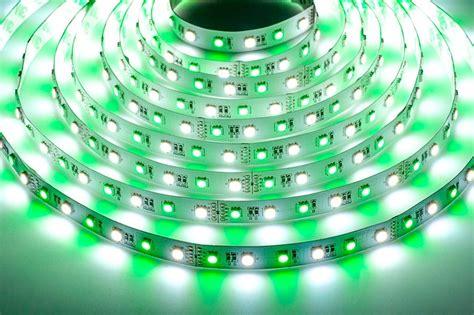 Led Multicolor Light Strips Rgbw Led Lights 12v Led Light W White And Multicolor Leds 265 Lumens Ft