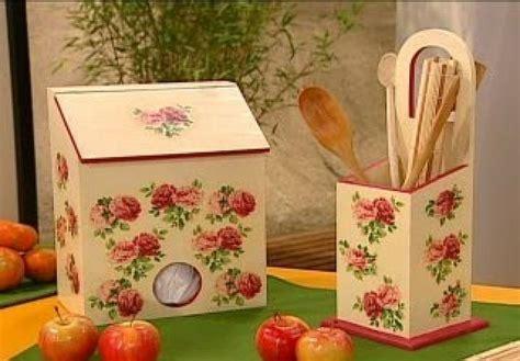 fotos de manualidades para la cocina pasos para fabricar un precioso juego de cocina manualidades