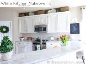 white kitchen cabinet makeover white kitchen makeover
