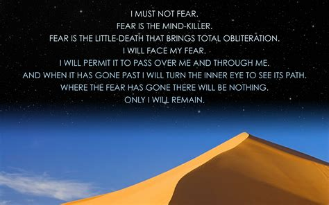 bene gesserit litany against fear frank herbert s dune litany against fear articles at odrakir