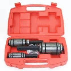 Exhaust Pipe Expander Kit 3 Pc Pipe Expander Exhaust Pipes Muffler Spreader