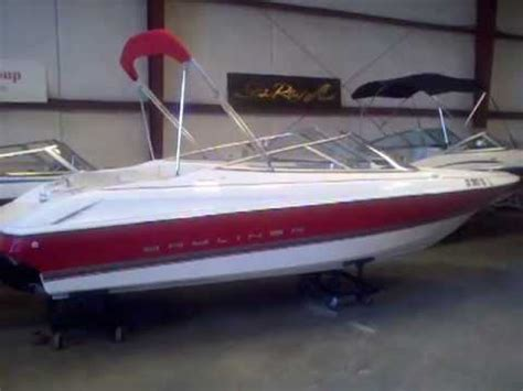 used boat trailers charlotte nc 1997 bayliner 1850ss w trailer used boat for sale in