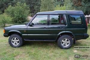 1999 land rover discovery 2 car photo and specs