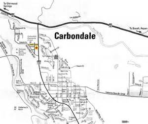 cswoods carbondale map