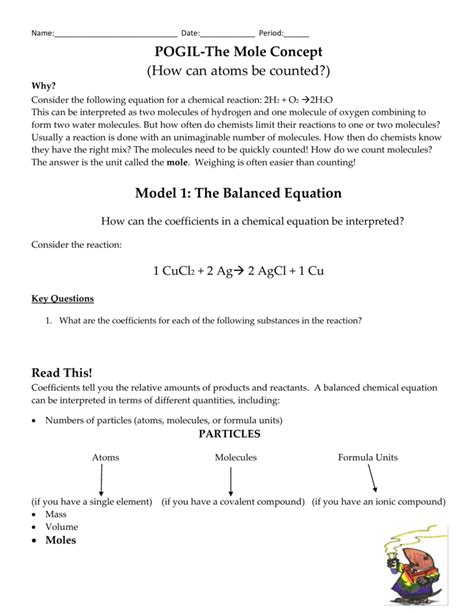Relative Mass And The Mole Worksheet Answers by 100 The Mole And Volume Worksheet Answers Relative
