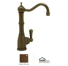 rohl u kit1621l perrin and rowe kitchen filter faucet kit delta valdosta spotshield stainless 1 handle pull out