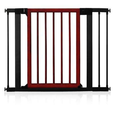 munchkin 29 5 in wood and steel designer gate 31061 the