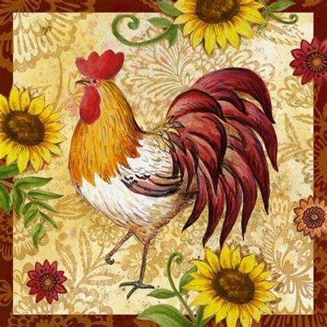 imagenes vintage gallinas m 225 s de 1000 im 225 genes sobre rooster paintings en pinterest