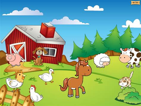 Zoo Animal Wall Stickers farm animals wallpapers wallpaper cave