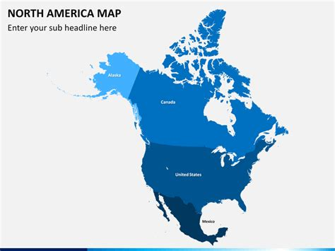america map for powerpoint america map powerpoint sketchbubble