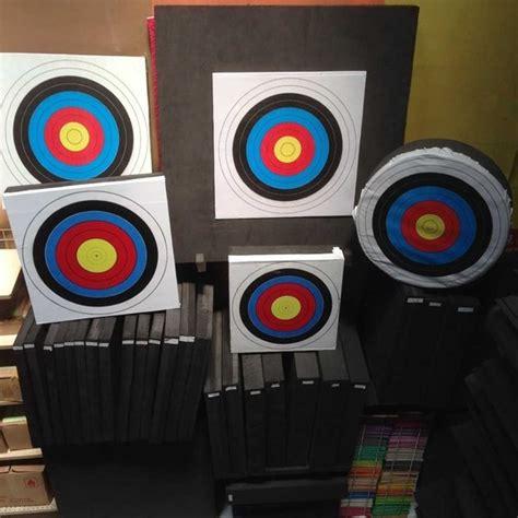 Papan Karambol Koin jual bantalan target panahan sasaran panah papan