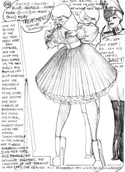 forced sissification drawings forced sissification the story of walt wisconsin pinterest