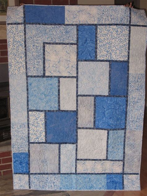 Easy Big Block Quilt Patterns Free by The Big Block Quilt