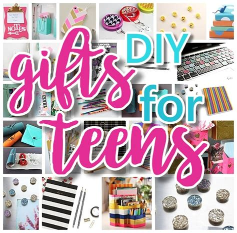 Best Handmade Gift - the best diy gifts for tweens and best friends