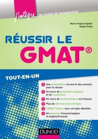 Du Mba Gmat by Publication De Gallix R 233 Ussit Le Gmat 174 Enoes