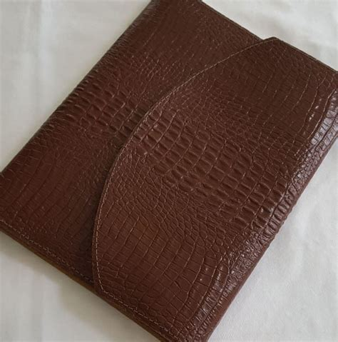 Wrap Around Covers by Wrap Around Leather Discbound Notebook Cover