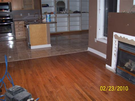 Tiles For Living Room And Kitchen by Tile Hardwood Combo For The Home