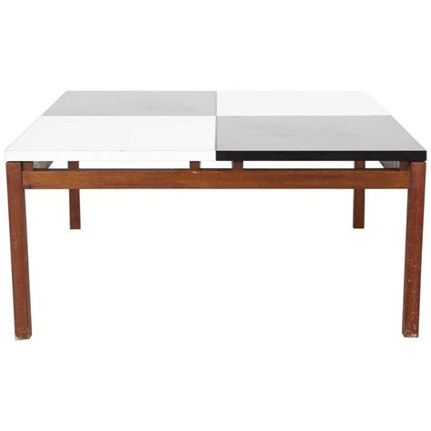 Mid Century Modern Knoll Lewis Butler Coffee Table For Lewis Coffee Tables Sale