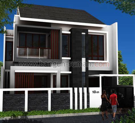 desain depan rumah lebar 6 meter denah new desain rumah lebar 6 meter 2 lantai