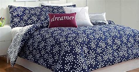 navy blue polka dot comforter scatter dot polka dots navy blue white twin xl comforter