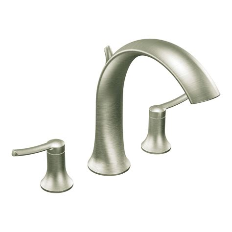 overstock kitchen faucet kitchen tub shower faucets brushed nickel bathroom