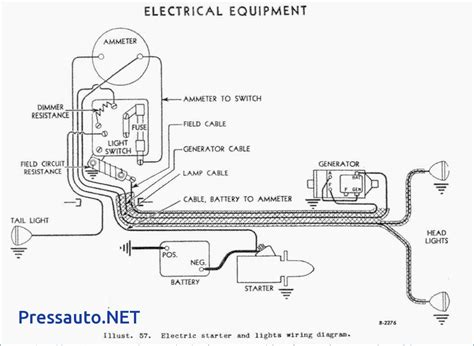 1952 farmall a wiring diagram free picture wiring