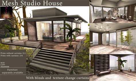 studio house leezu leezu studio mesh house