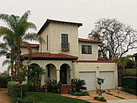 mission style house plans california mission style