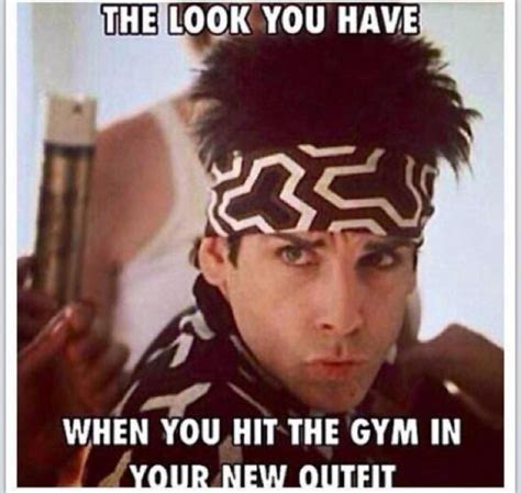 Gym Clothes Meme - fitness workout funnies