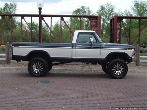 ford ranger lifted for sale 1977 ford f 250 ranger lifted 460 for sale