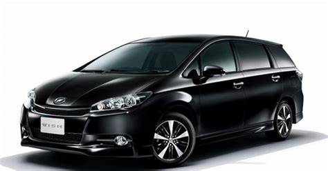 toyota wish bodykit singapore 2015 toyota wish side view 1stop auto trading