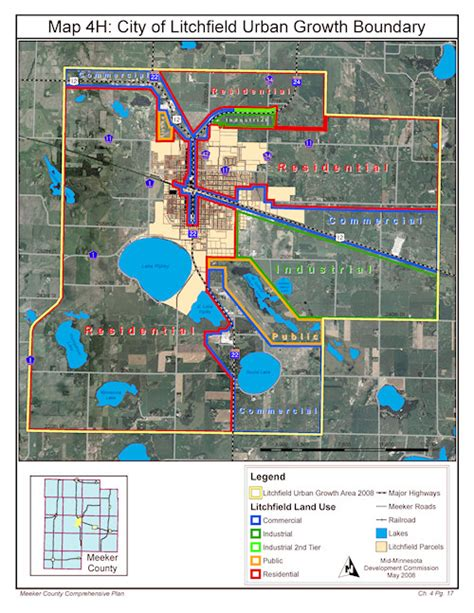 gis maps mid minnesota developemnt commission located in willmar minnesota